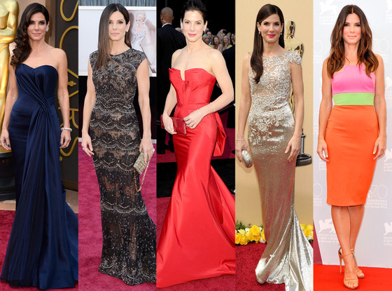 Sandra Bullock, Best Looks, Birthday